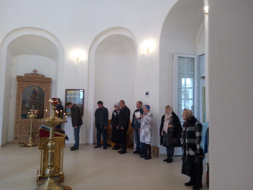 Престольный праздник Богородицерождественского храма